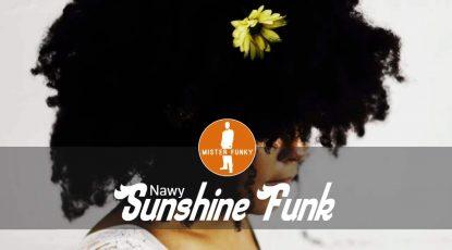 Nawy - Sunshine Funk (Radio Edit) [Funky House Music]