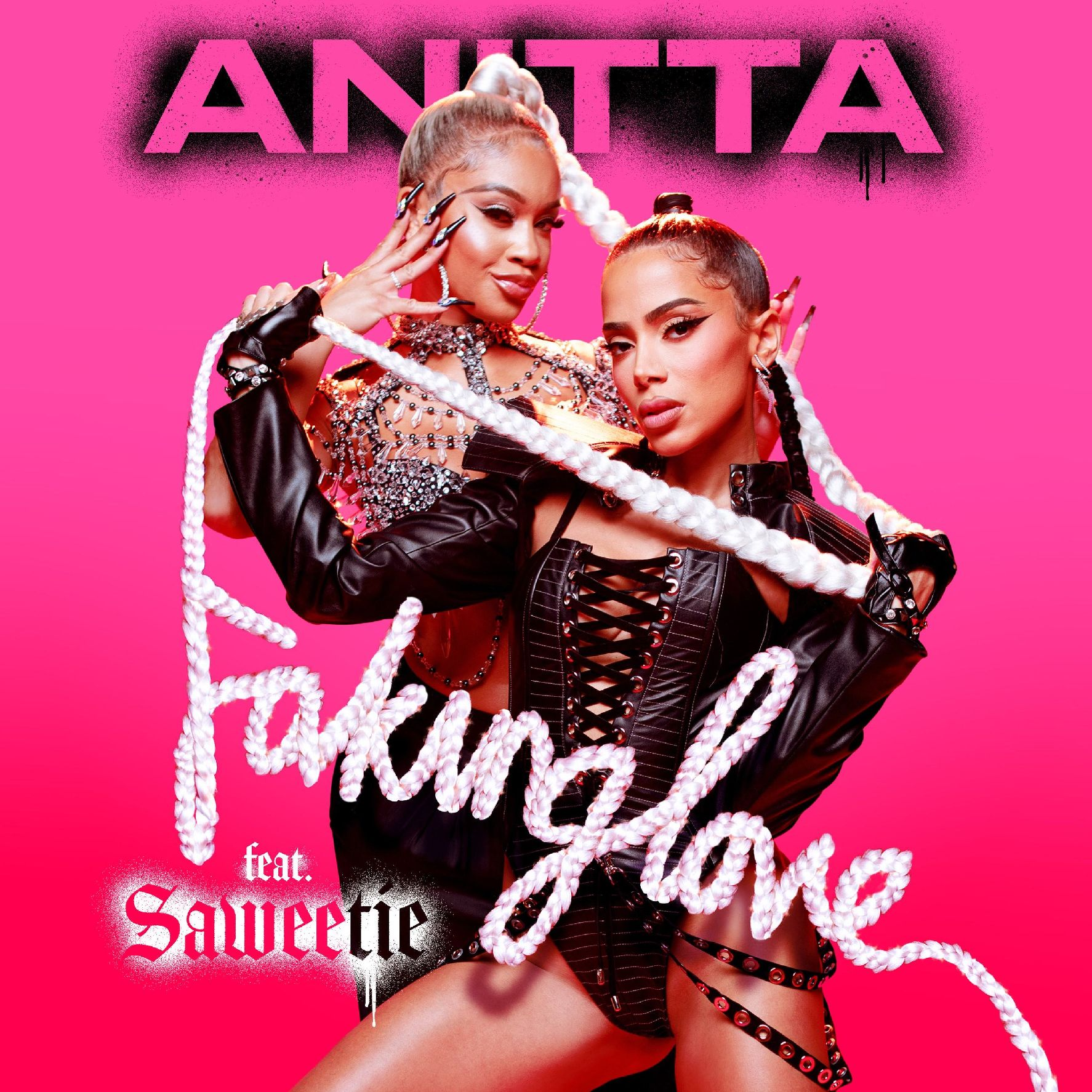 Faking Love Cover Art