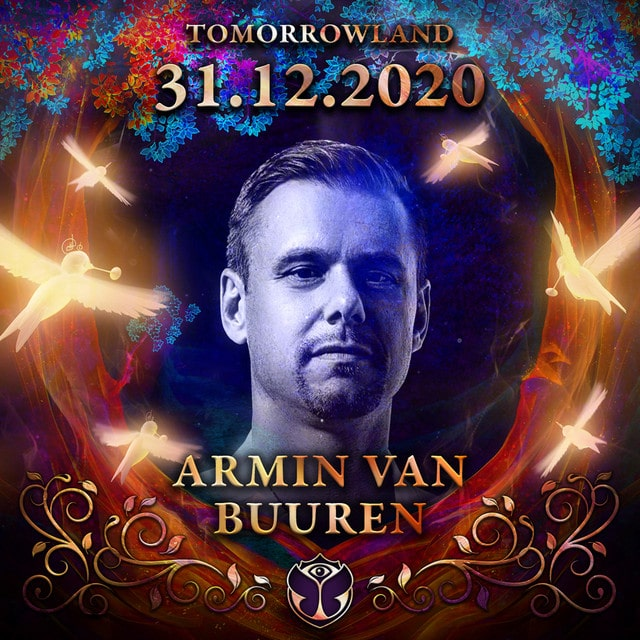 Armin Van Buuren Live At Tomorrowland NYE 2020