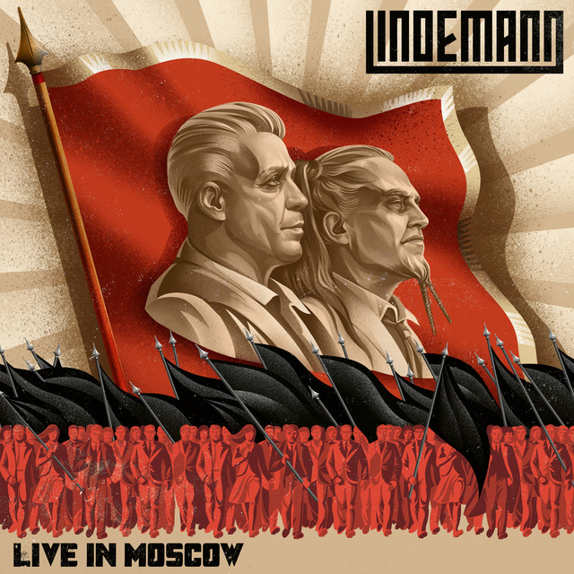 Lindemann Live In Moscow