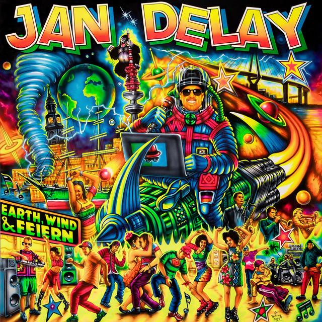 Jan Delay Earth Wind and Feiern