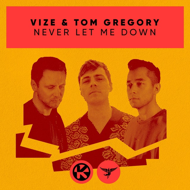 VIZE and Tom Gregory Never Let Me Down